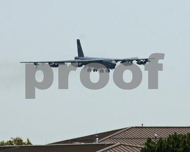 Various B-52s