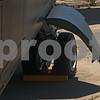 LH AFT main landing gear truck