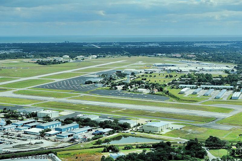 Vero Beach (KVRB), home of Piper Aircraft Corp.