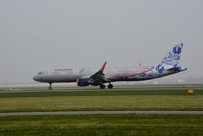 Aeroflot 95 Anniversary special Colours