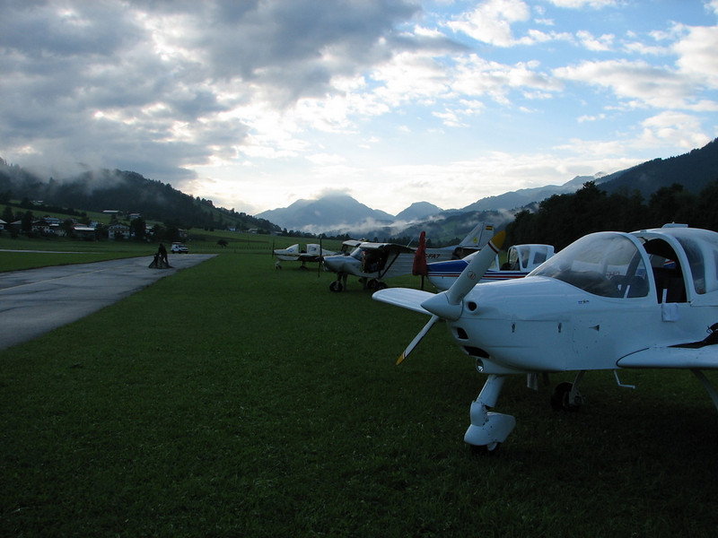 Amanacer en Austria