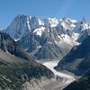 El macizo del Montblac