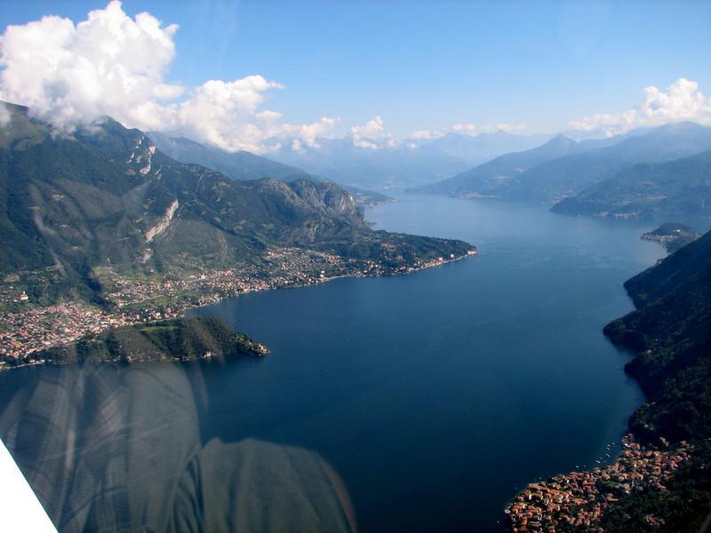 Lago de Como Italia