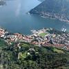 Hidrosuperficie en el Lago de Como
