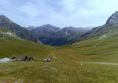 Excursion Alpes verano 2008 Allpes  (Austria)