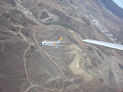 Video and stills of flying in back seat of T-28