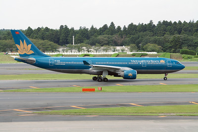 Vietnam Airlines Airbus A330-200 VN-A378