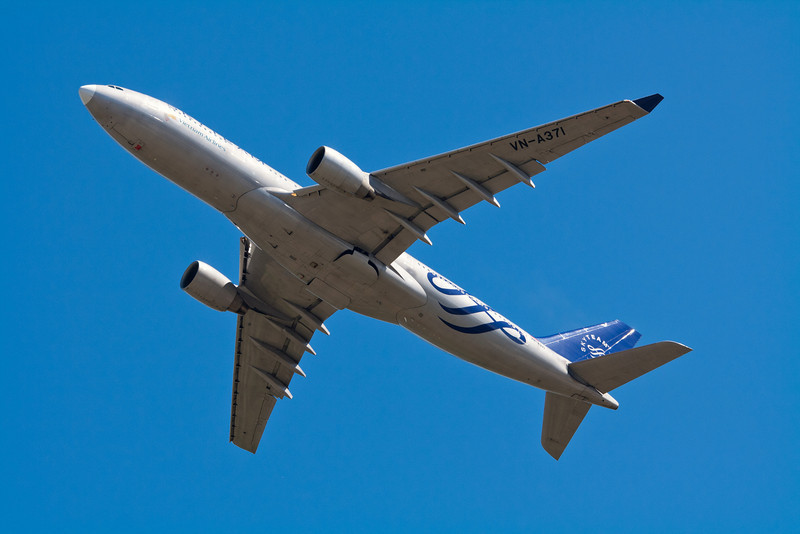 Vietnam Airlines (Skyteam) Airbus A330-200 VN-A371