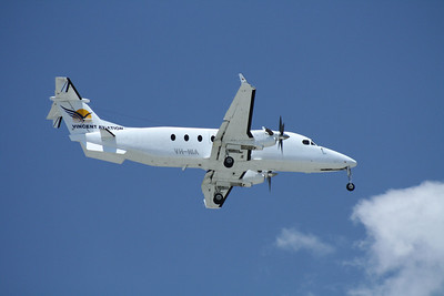 VH-NIA VINCENT AVIATION BEECH 1900D