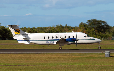 VH-VAQ VINCENT AVIATION BEECH-1900D