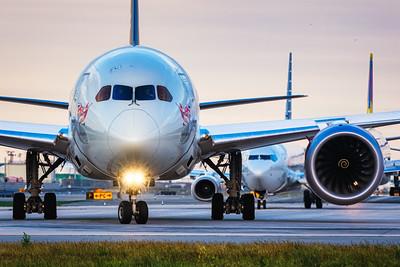 Virgin Atlantic/America