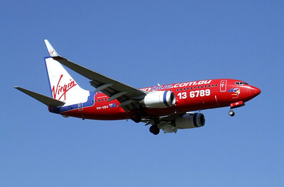 Virgin Blue Boeing 737-700 VH-VBV