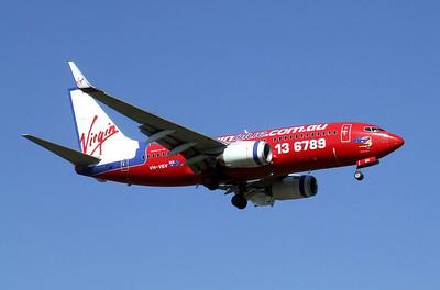 Virgin Blue Boeing 737-700 VH-VBV