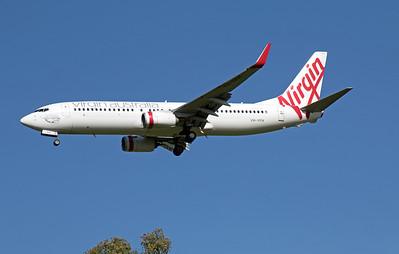 VH-YFH VIRGIN AUSTRALIA  B737-800