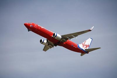 Virgin Blue Boeing 737-800 VH-VOD