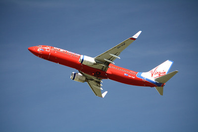 Virgin Blue Boeing 737-800 VH-VUF