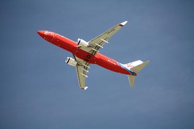 Virgin Blue Boeing 737-800 VH-VOU