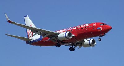 Virgin Blue Boeing 737-700 VH-VBU
