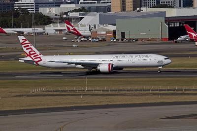 VH-VOZ VIRGIN AUSTRALIA B777-300