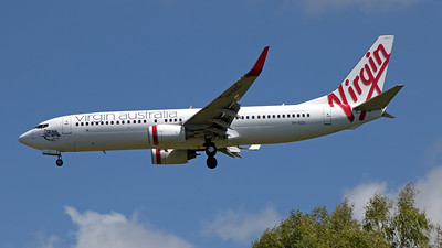 VH-BZG VIRGIN B737-800