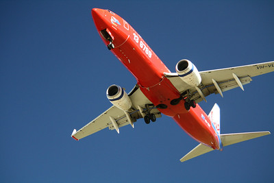 Virgin Blue Boeing 737-800 VH-VUC