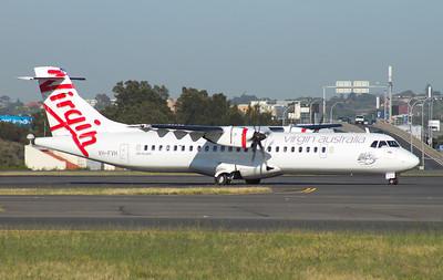 VH-FVH VIRGIN AUSTRALIA ATR-72-500