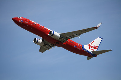 Virgin Blue Boeing 737-800 VH-VUK