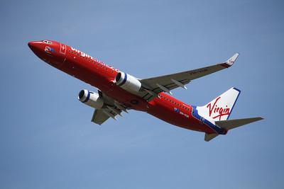 Virgin Blue Boeing 737-800 VH-VUK