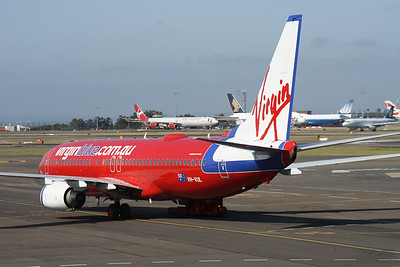 VH-VUL VIRGIN BLUE 737-800
