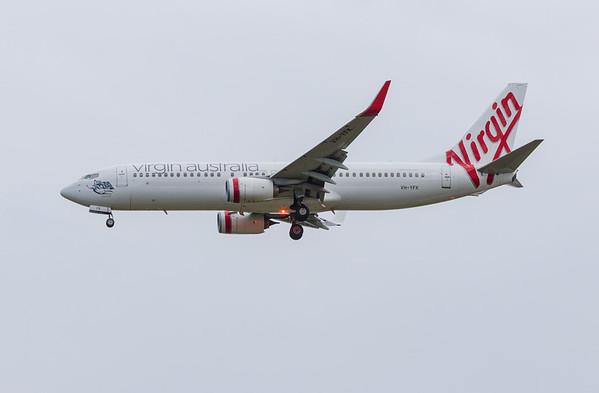 VH-YFK VIRGIN B737-800