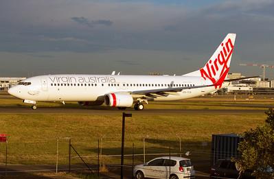 VH-YIA VIRGIN AUSTRALIA B737-800