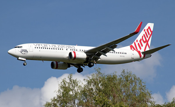 VH-VOL VIRGIN AUSTRALIA B737-800