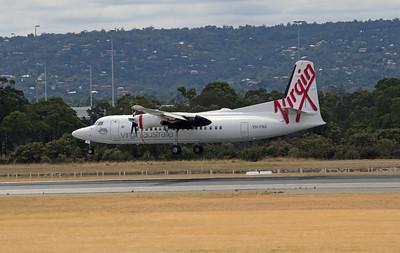 VH-FNA VIRGIN AUSTRALIA F-50