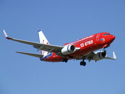 Virgin Blue Boeing 737-700 VH-VBQ