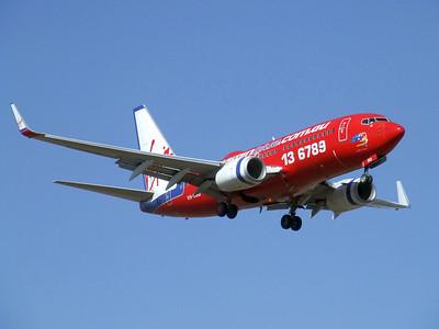 Virgin Blue Boeing 737-700 VH-VBQ