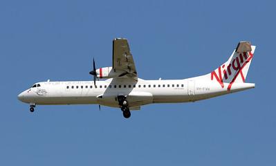 VH-FVH VIRGIN ATR-72-500