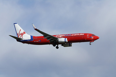 Virgin Blue Boeing 737-800 VH-VOW