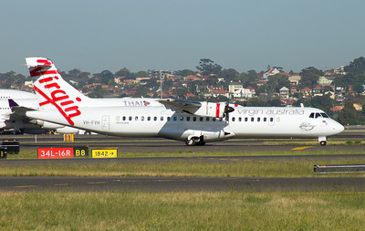 VH-FVH VIRGIN AUSTRALIA ATR-72-200