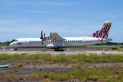 VH-FVX VIRGIN ATR-72