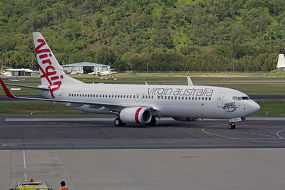VH-YFN VIRGIN AUSTRALIA B737-800