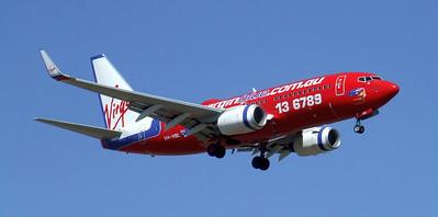 Virgin Blue Boeing 737-700 VH-VBL