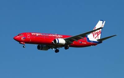 VH-BZG VIRGIN BLUE B737-800