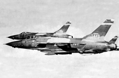 Virginia Air National Guard - F-105