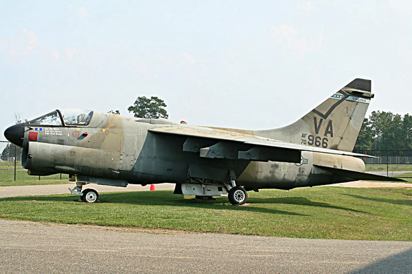 Virginia Air National Guard A-7