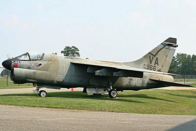 Virginia Air National Guard A-7