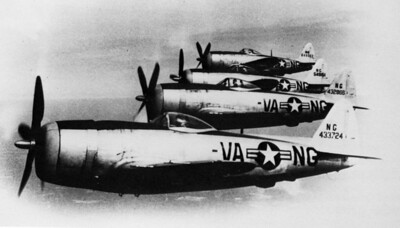 P-47 149th Fighter Squad 1947