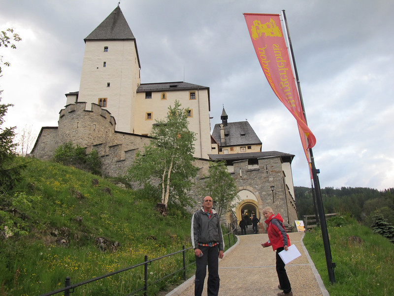 Castillo de Mauterndorf