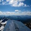 En vuelo por las Dolomitas