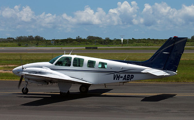 VH-ABP WESTWING AVIATION BEECH-58