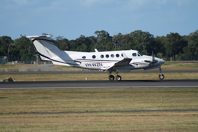 VH-WZN WESTWING AVIATION BEECH-200 KINGAIR